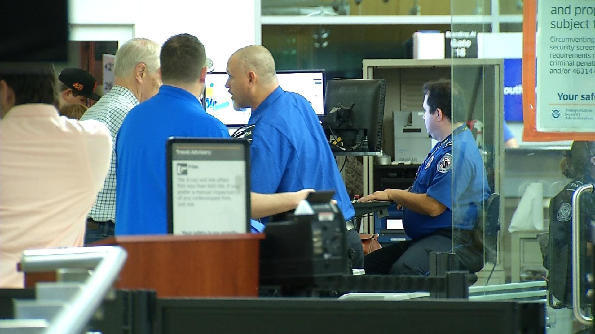 Will Rogers TSA Finding More Guns In Carry-Ons