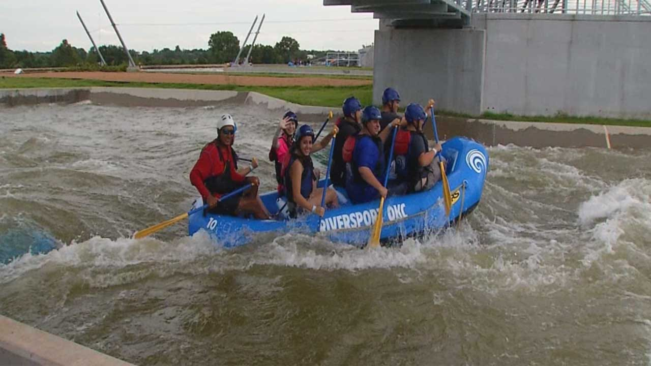 Adventure Camp For Boy Scouts At Riversports Rapids
