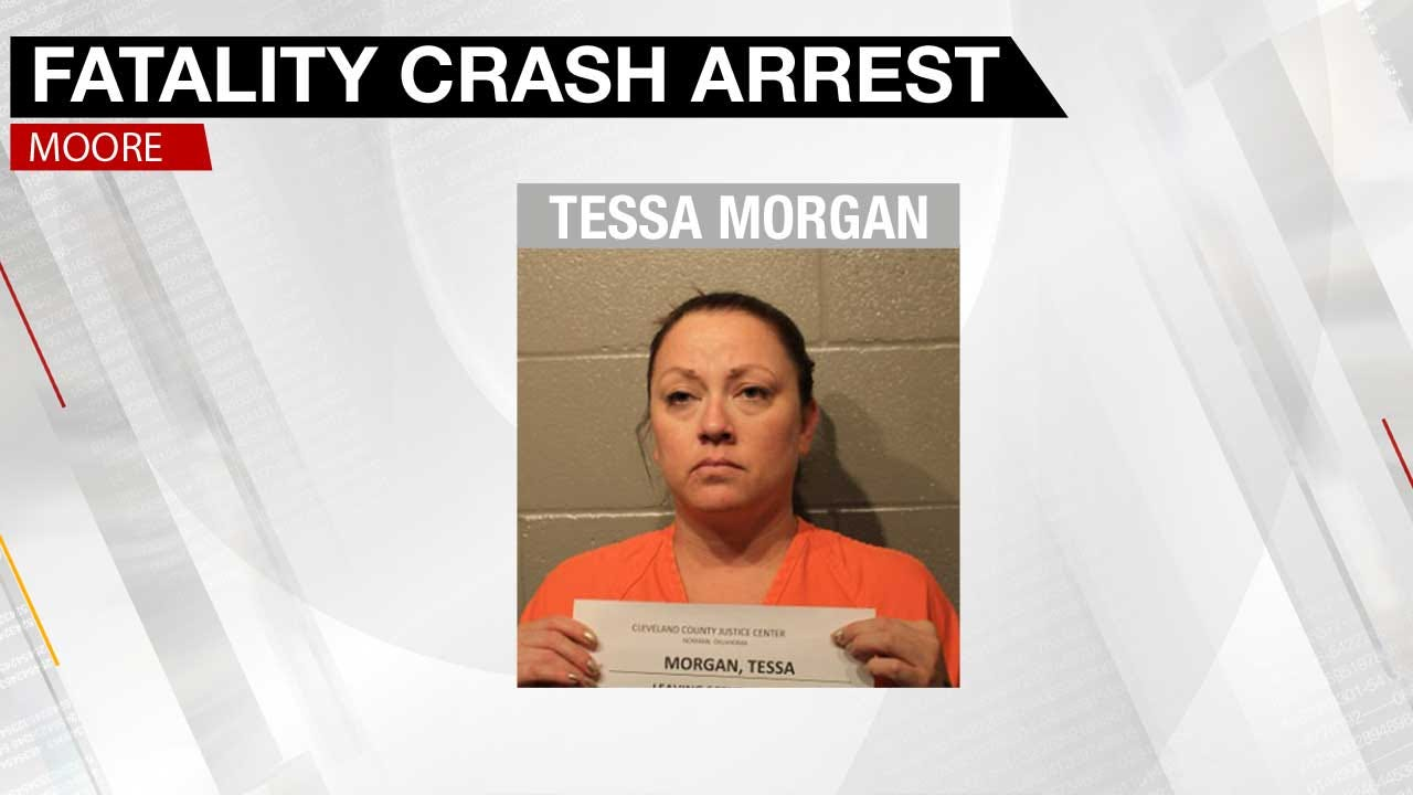 Driver Turns Self In After Fatal Hit-And-Run Crash In Moore