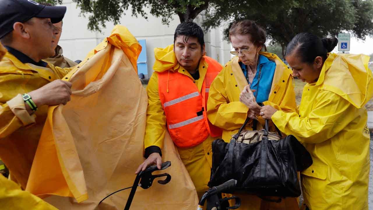 Oklahoma's Salvation Army Headed To Hurricane Harvey Relief