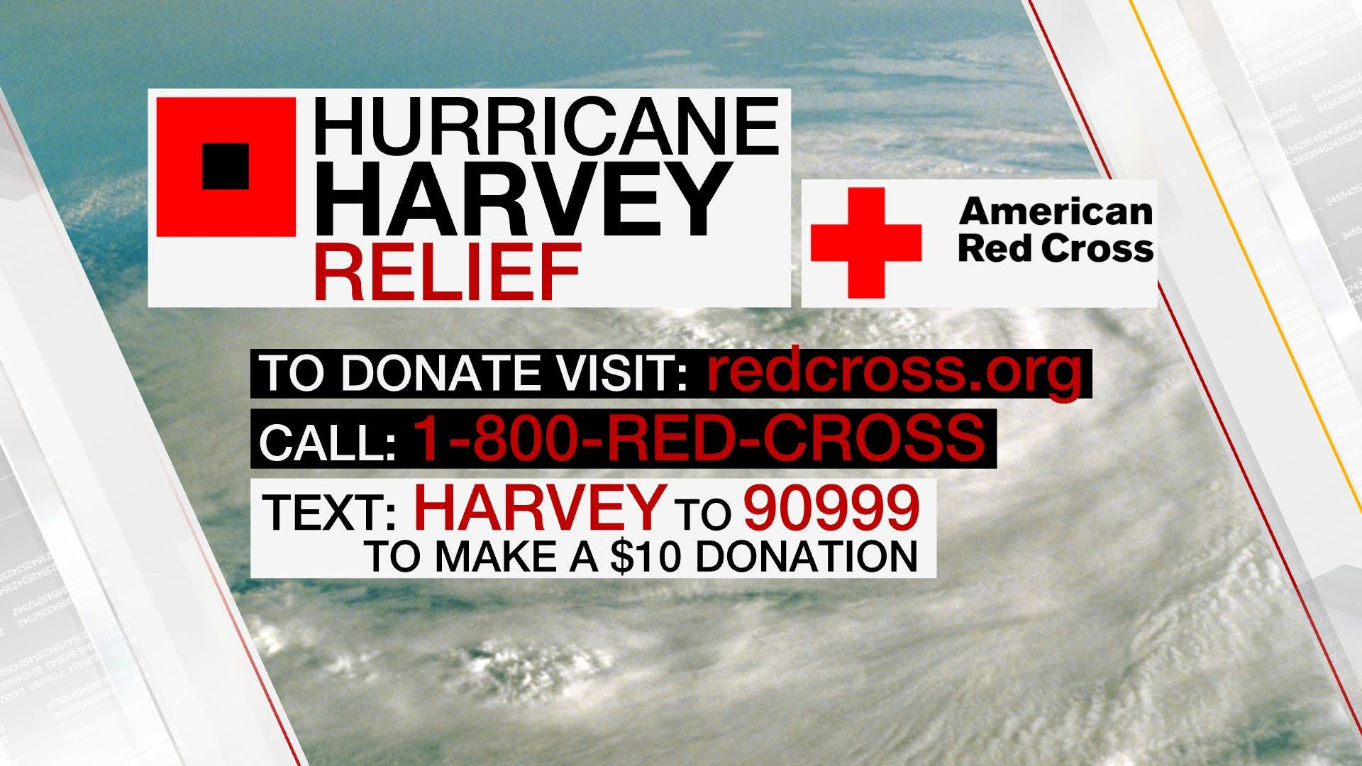 Ways To Donate To And Help With Harvey Relief