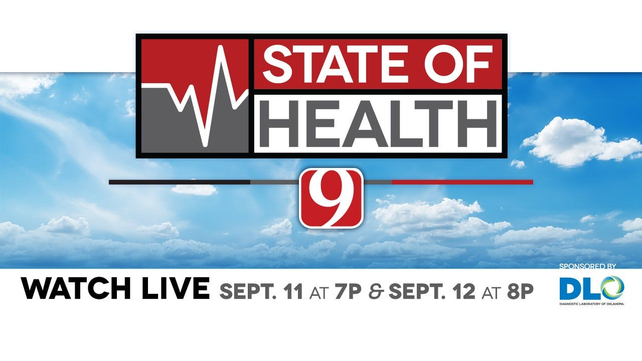 News 9's 2-Night 'State of Health' Special To Air Sept. 11-12