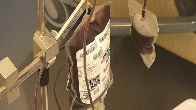 OBI, AT&T Partner Up For Harvey Blood Drive