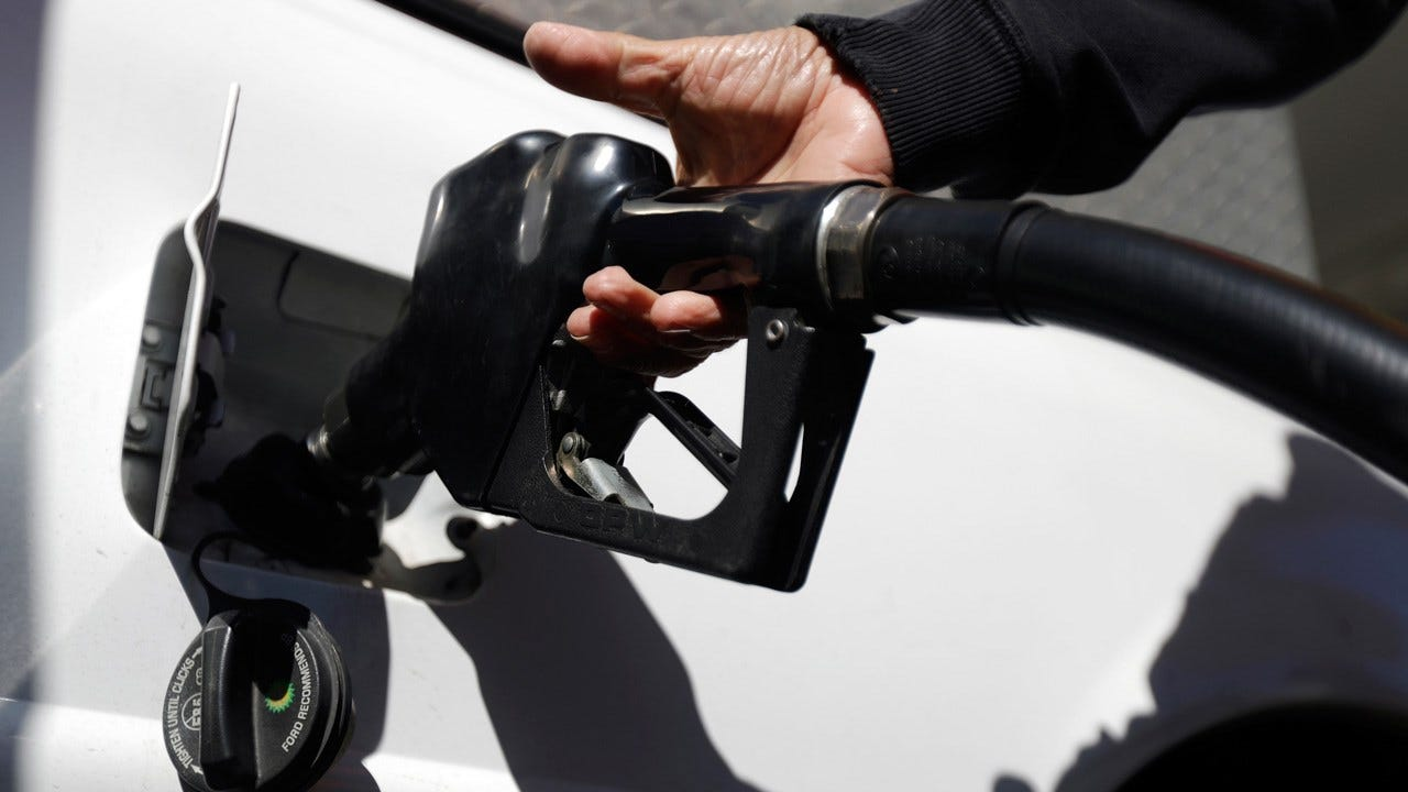 Still Too Early To Grade Harvey's Impact On Gas Prices