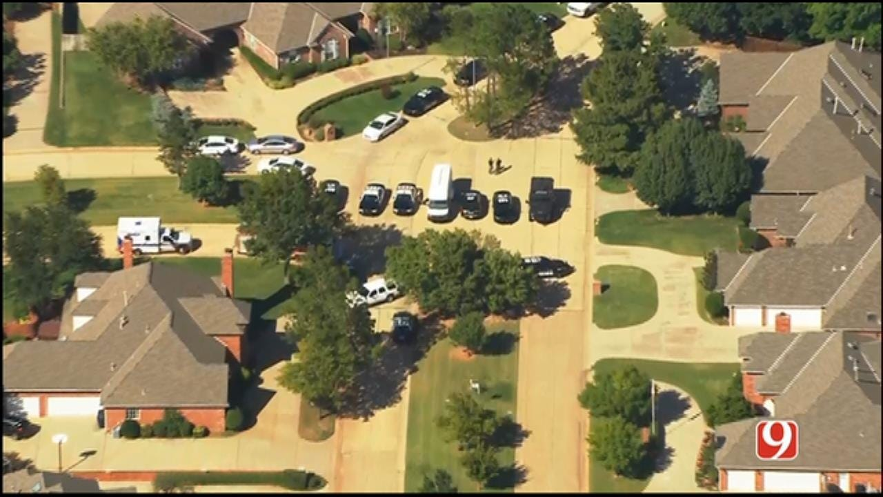 Suspect Arrested In Reported SW OKC Home Invasion
