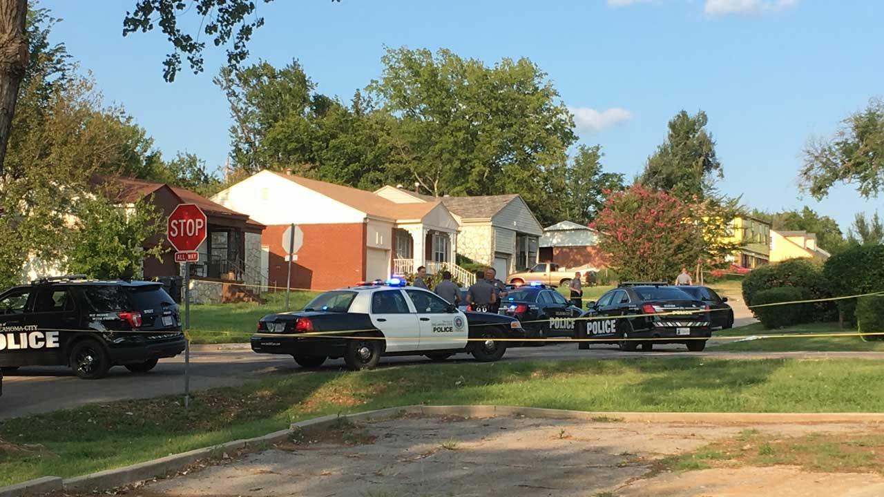 One Hospitalized After Shooting In NE OKC
