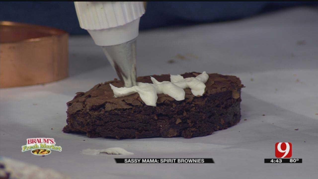 Spirit Brownies