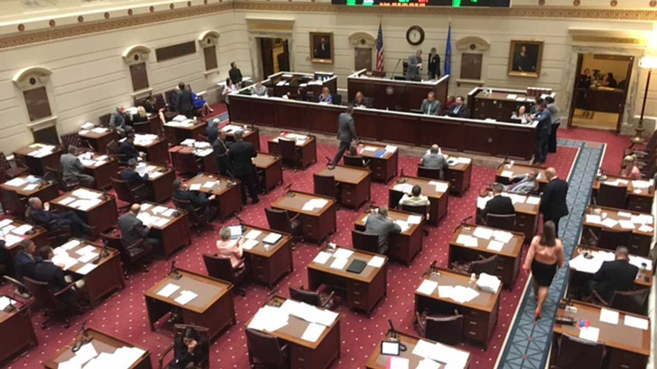 State Lawmakers React To Gov. Stitt's Plan To Expand SoonerCare