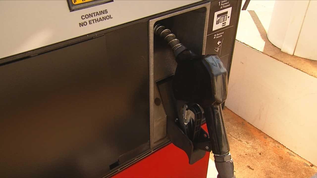 Harvey Causing Gas Price Concerns In Oklahoma