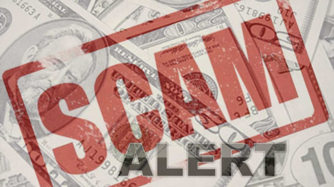 IRS Warns Of Fake Charity Scams