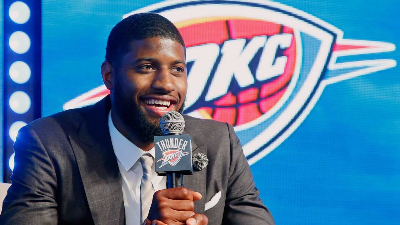 Lakers Fined $500,000 For Tampering With Paul George
