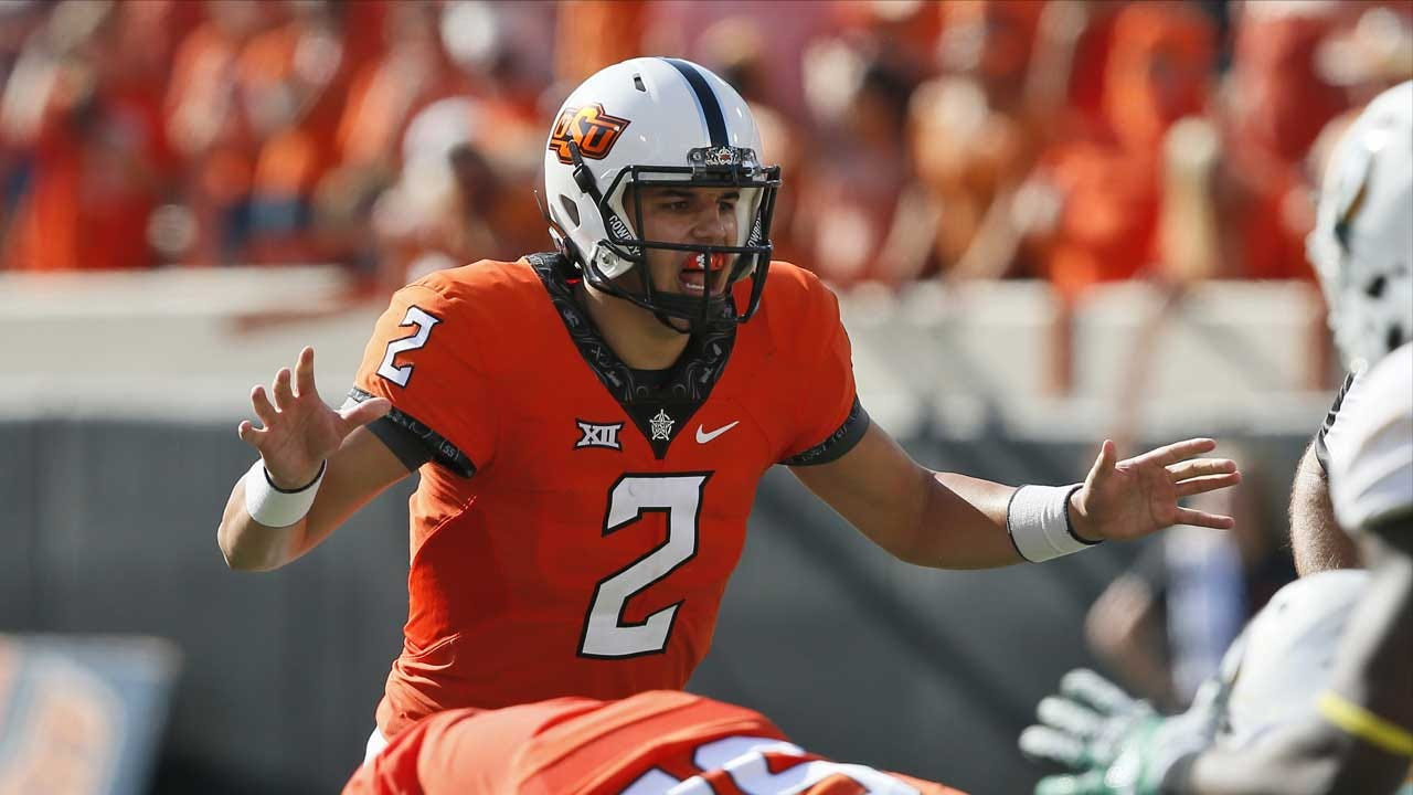 Oklahoma State Vs. Tulsa By The Numbers