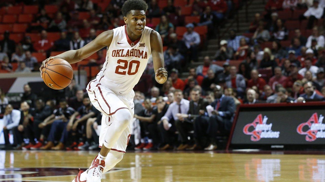 OU Announces Big 12 Basketball Slate