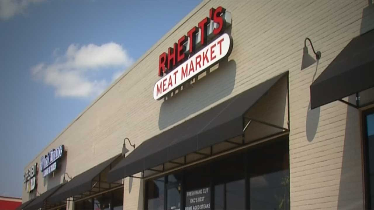 3 NW OKC Businesses Targeted By Thieves Friday Morning