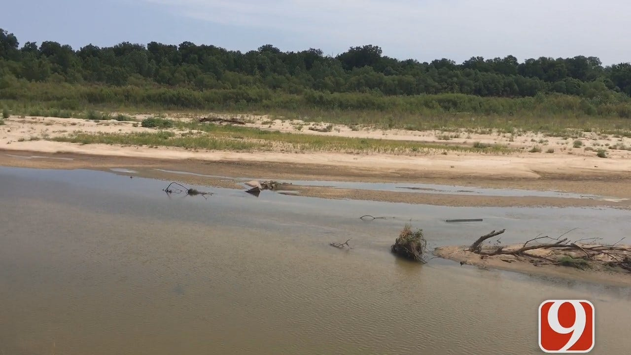 Choctaw Road To Close Due To Erosion