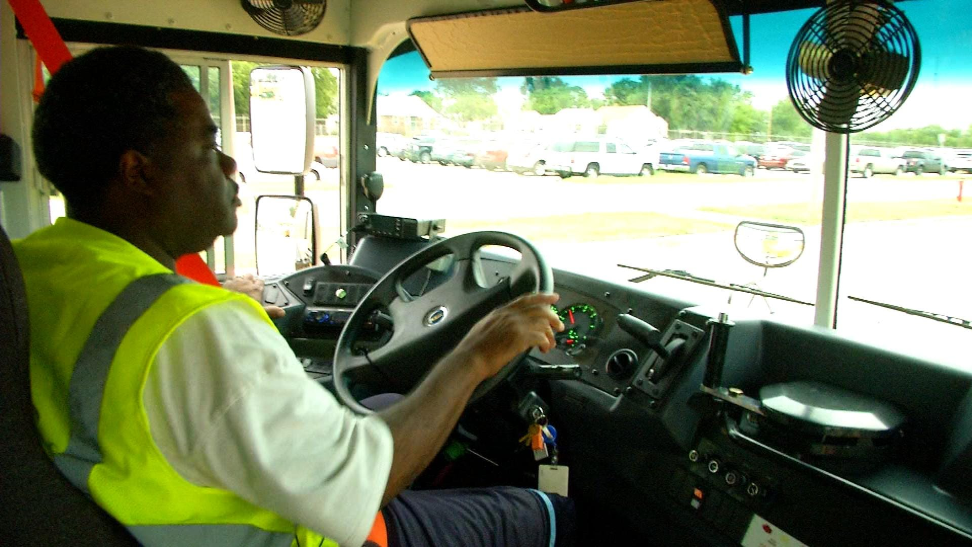 OKCPS Looking For More Bus Drivers
