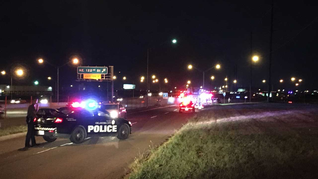One Dead After NE OKC Auto-Ped Crash