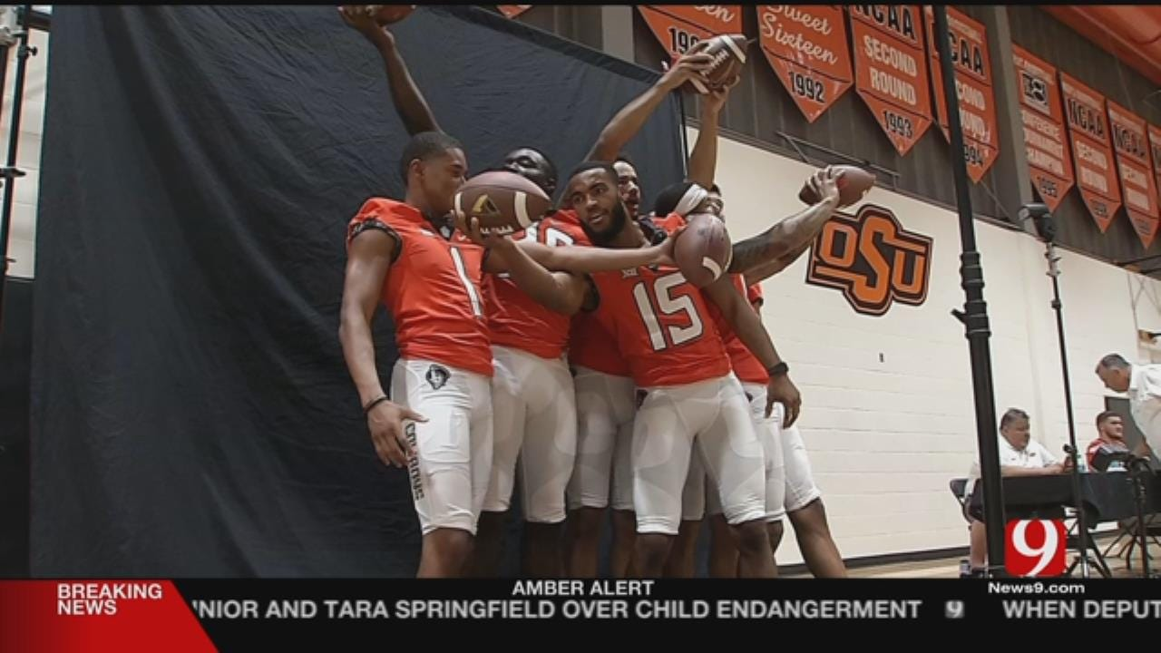 OSU Football: Cowboys Fueled By Talent And Team Chemistry