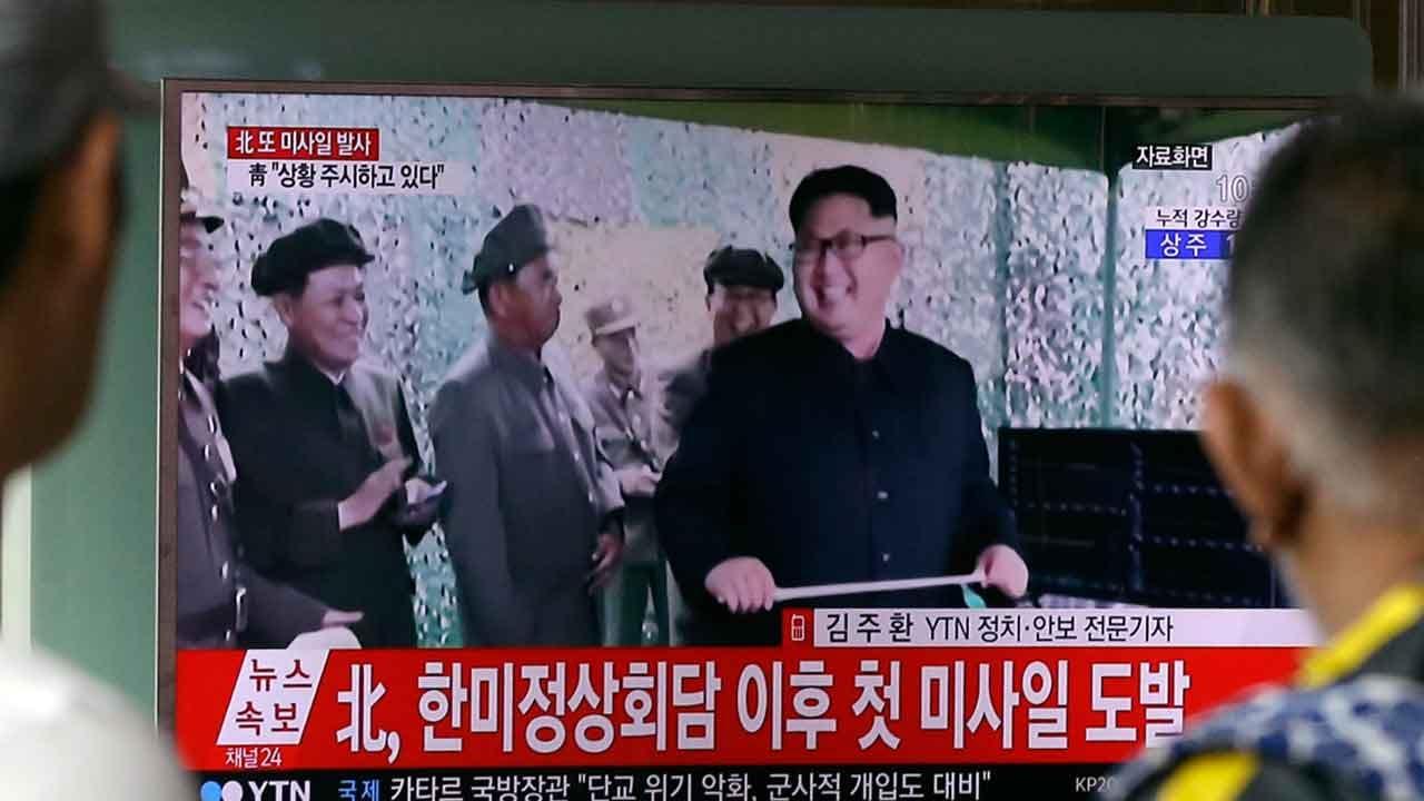 North Korea Vows 'Thousands-Fold' Revenge For Sanctions