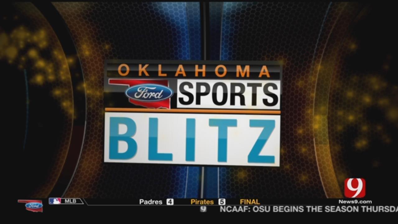 Oklahoma Ford Sports Blitz: August 06, 2017