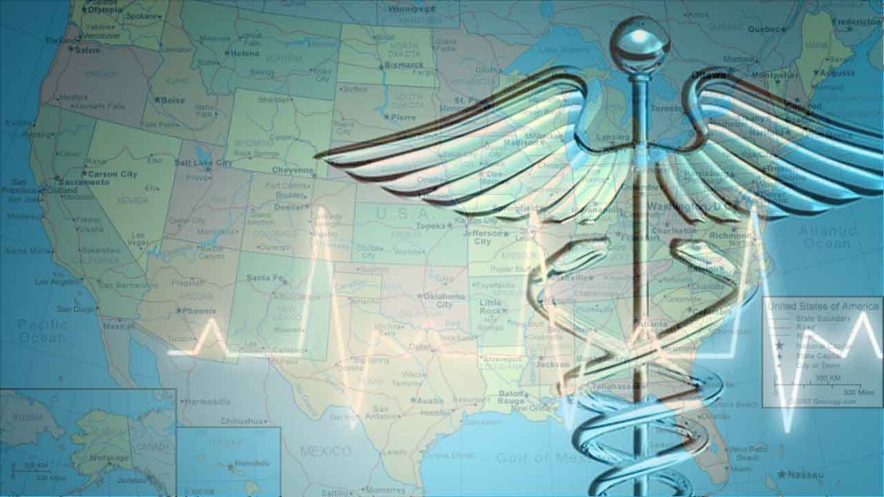 Oklahoma Ranked 39th In Best States For Health Care