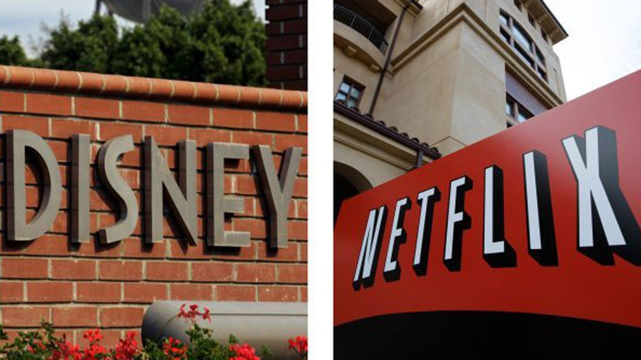 Disney To Stop Showing Its Movies On Netflix