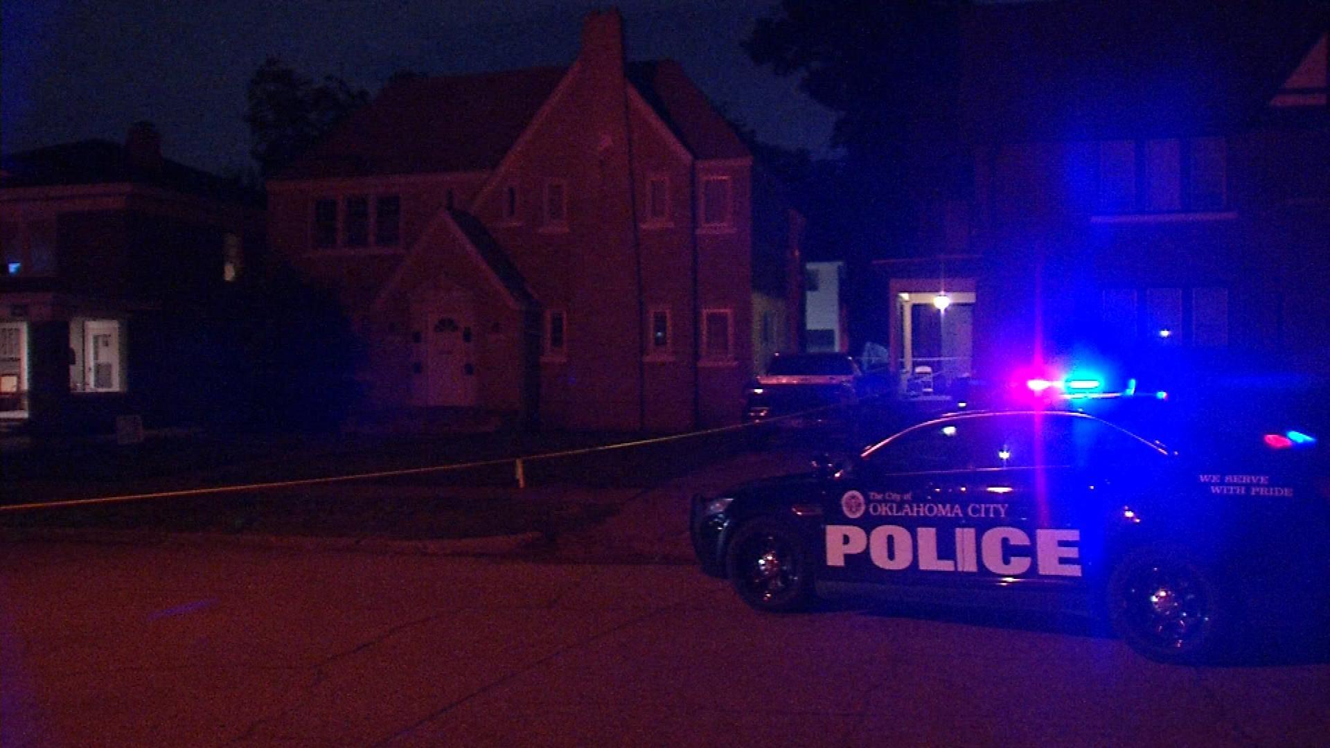 NE OKC Shooting Victim Transported To Hospital