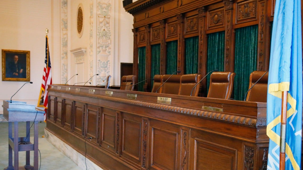 State Supreme Court Hears Arguments On Constitutionality Of Last-Minute Tax Bills