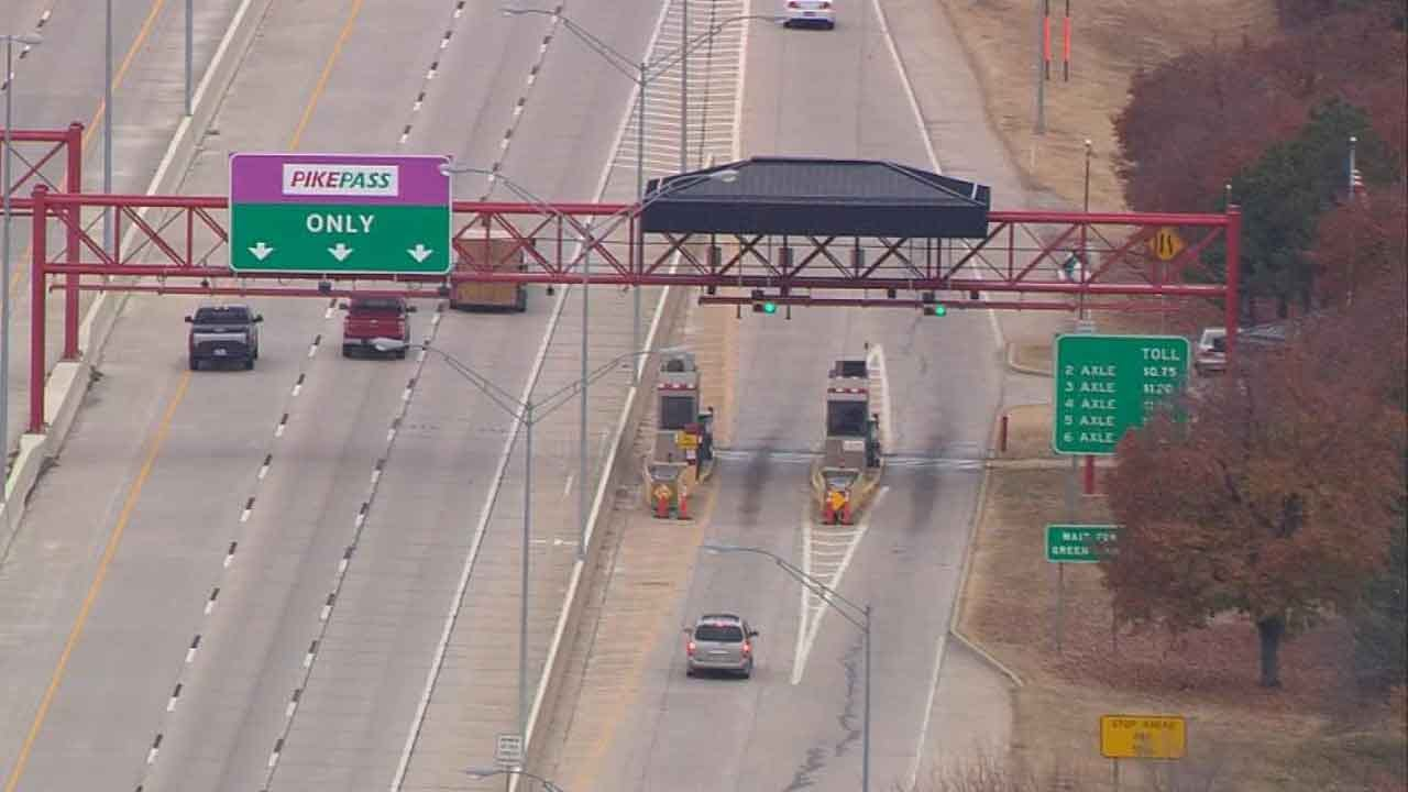 Turner Turnpike Expansion Starts Tuesday
