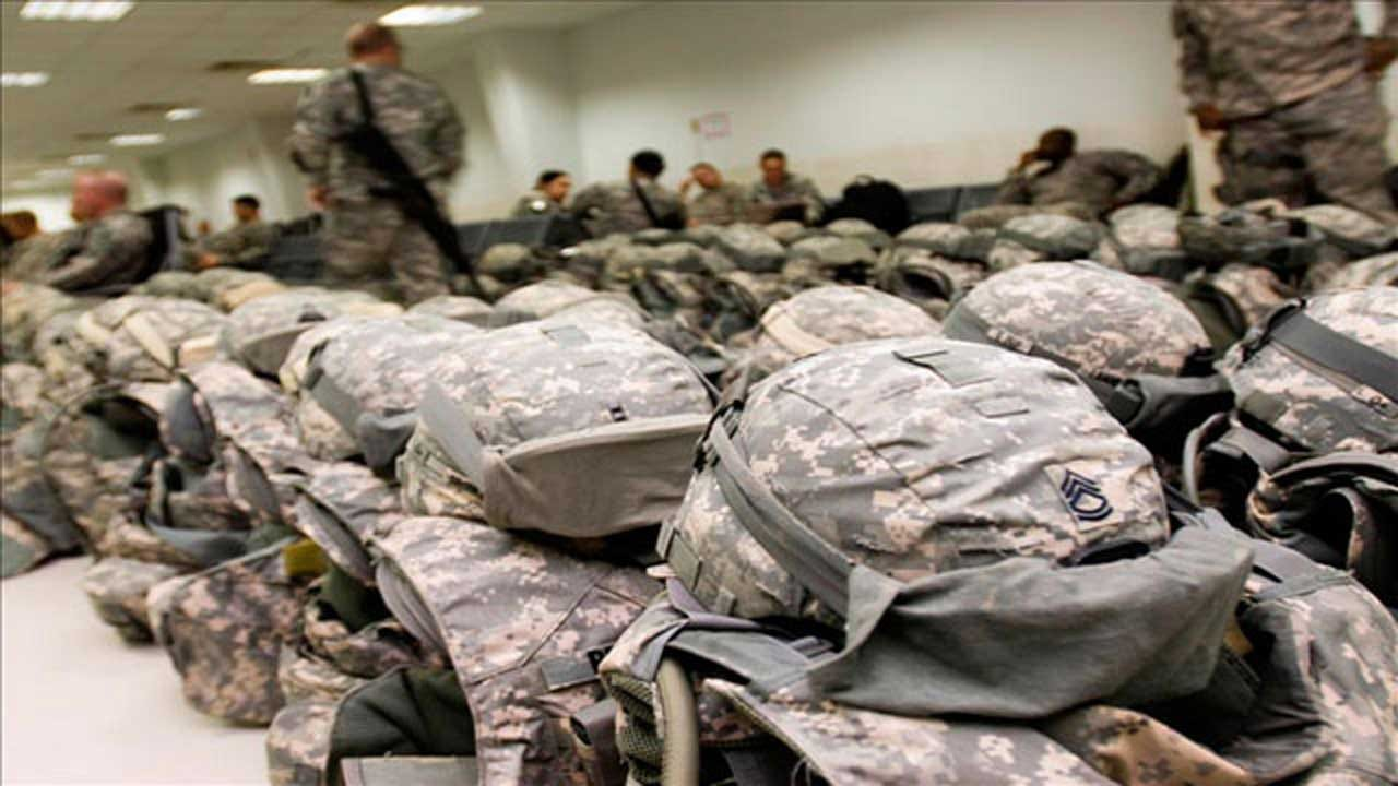 US Military Grapples With Rising Suicide Rates