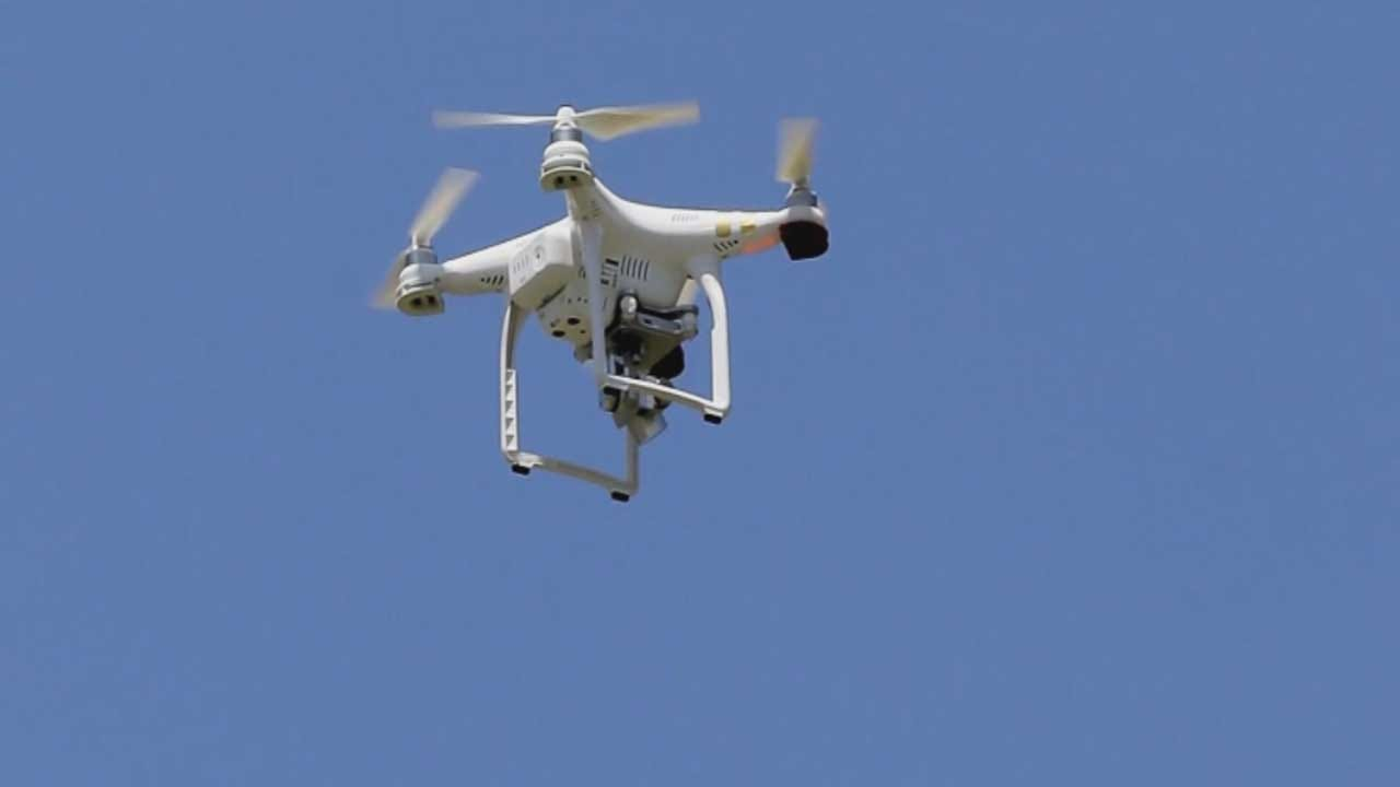 "2 Arrested For Suspected ""Criminal Use Of Drones"" In England"