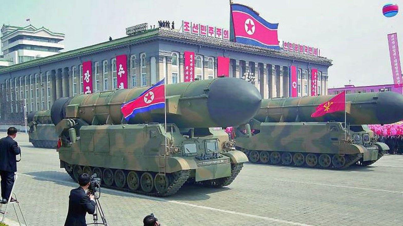 North Korea Calls Trump's Threat A 'Load Of Nonsense'