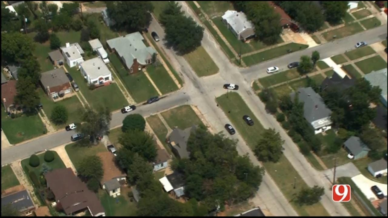 One Injured, Suspect Arrested After Shooting In NW OKC