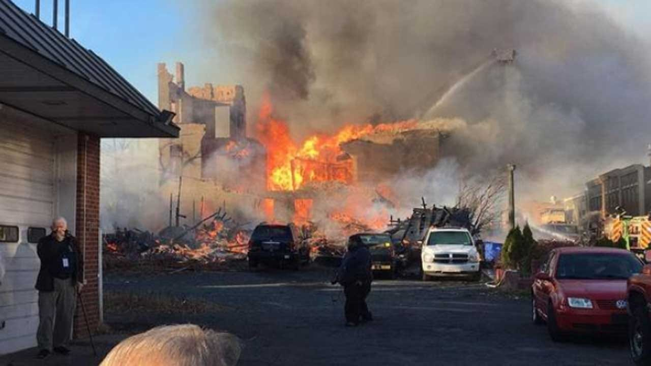 Man Trying To Imitate TV Show Sparks Massive N.Y. Inferno, Mayor Says