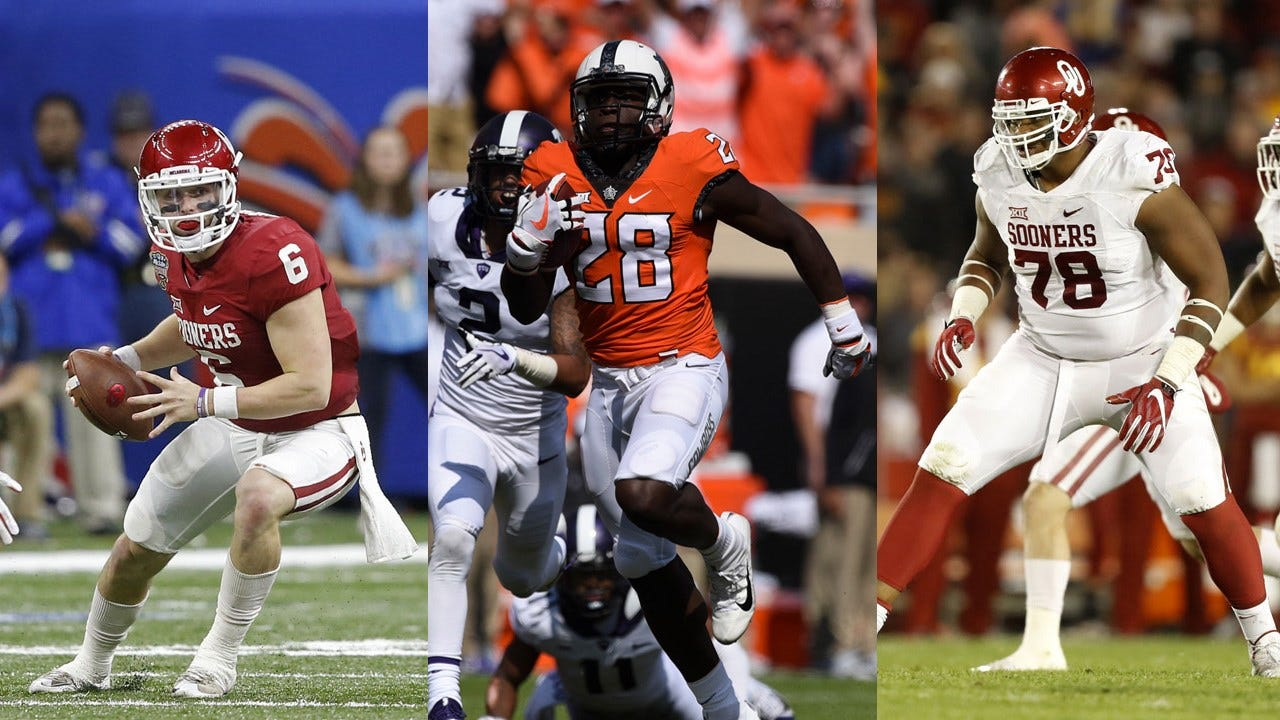 Mayfield, Brown, Andrews & Washington Make AP All-America First Team