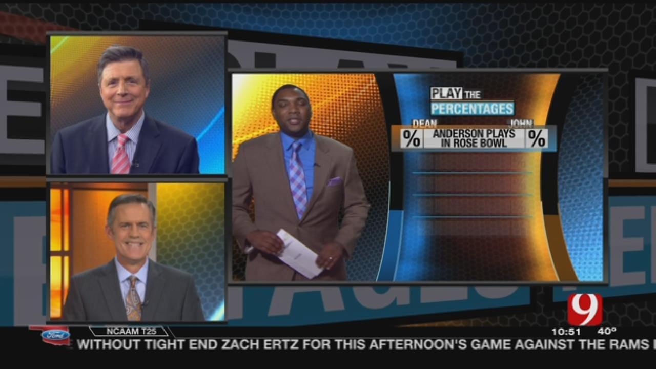 Oklahoma Ford Sports Blitz: December 10