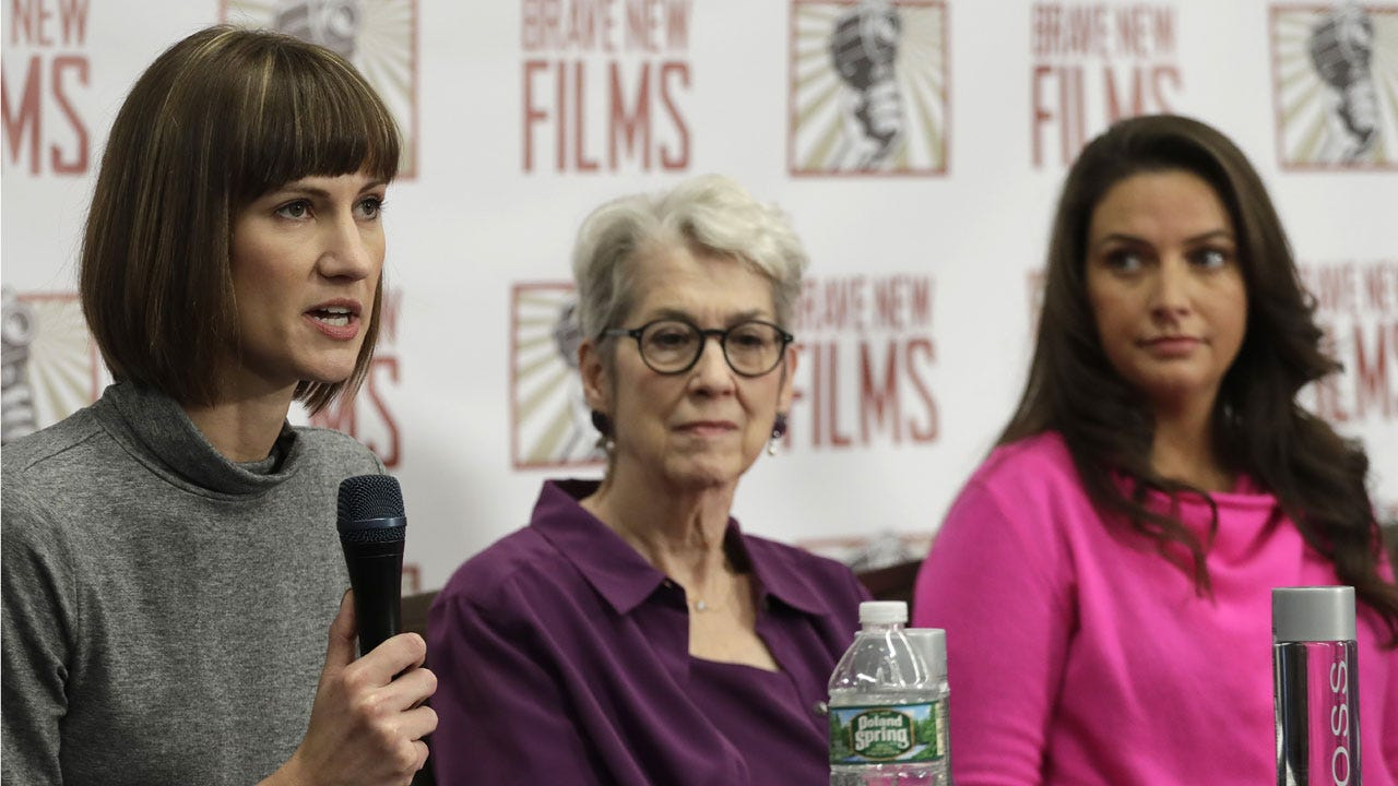 Female Accusers Of Trump Call For Congressional Investigation Into Misconduct