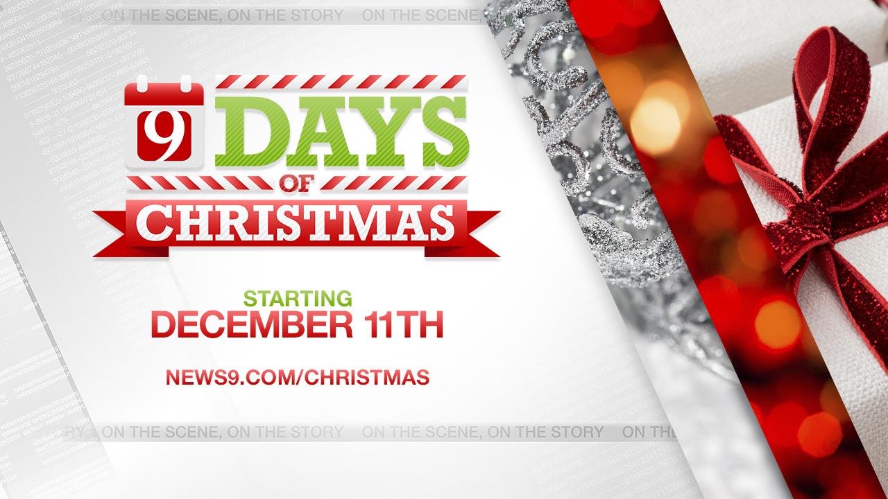 9 Days Of Christmas