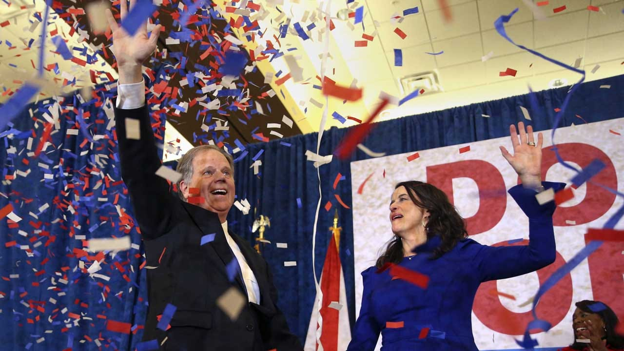 How Doug Jones Beat Roy Moore In The Alabama Senate Race