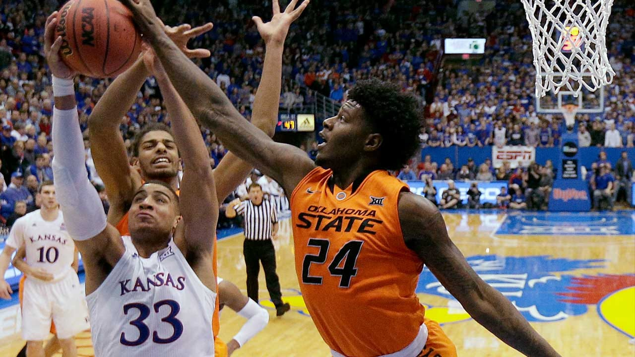 Boynton Dismisses Two From OSU Basketball Team