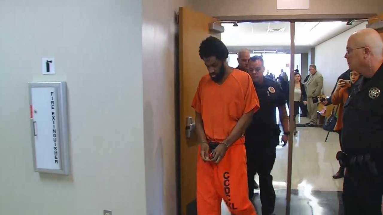 Convicted Murderer Alton Nolen Formally Sentenced To Death
