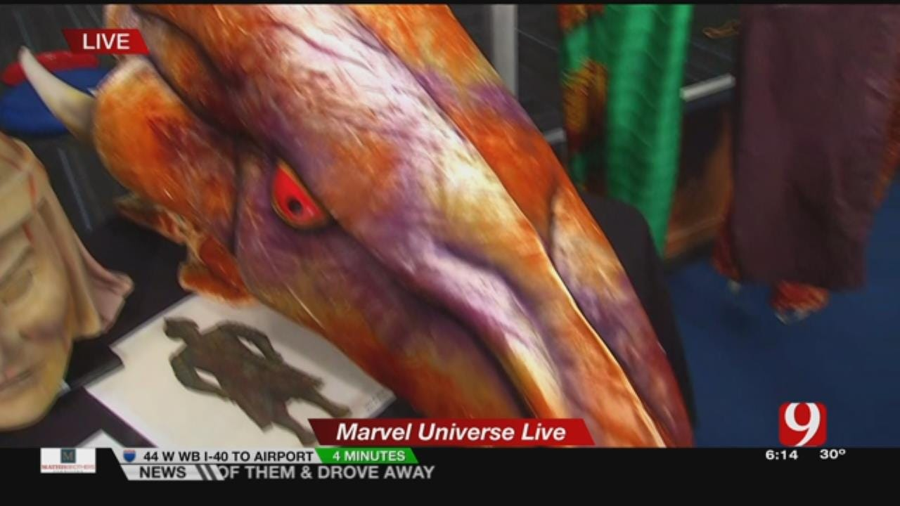 Marvel Universe Live Is Back With New Show In OKC