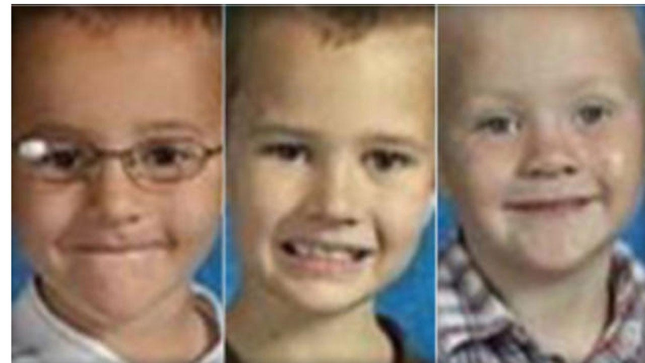 Police Probe Whether Remains Of Three Children Found In Box Are Long-Missing Brothers