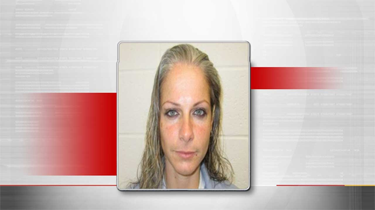 Former Pottawatomie County Inmate In Custody For Trying To Drop Contraband