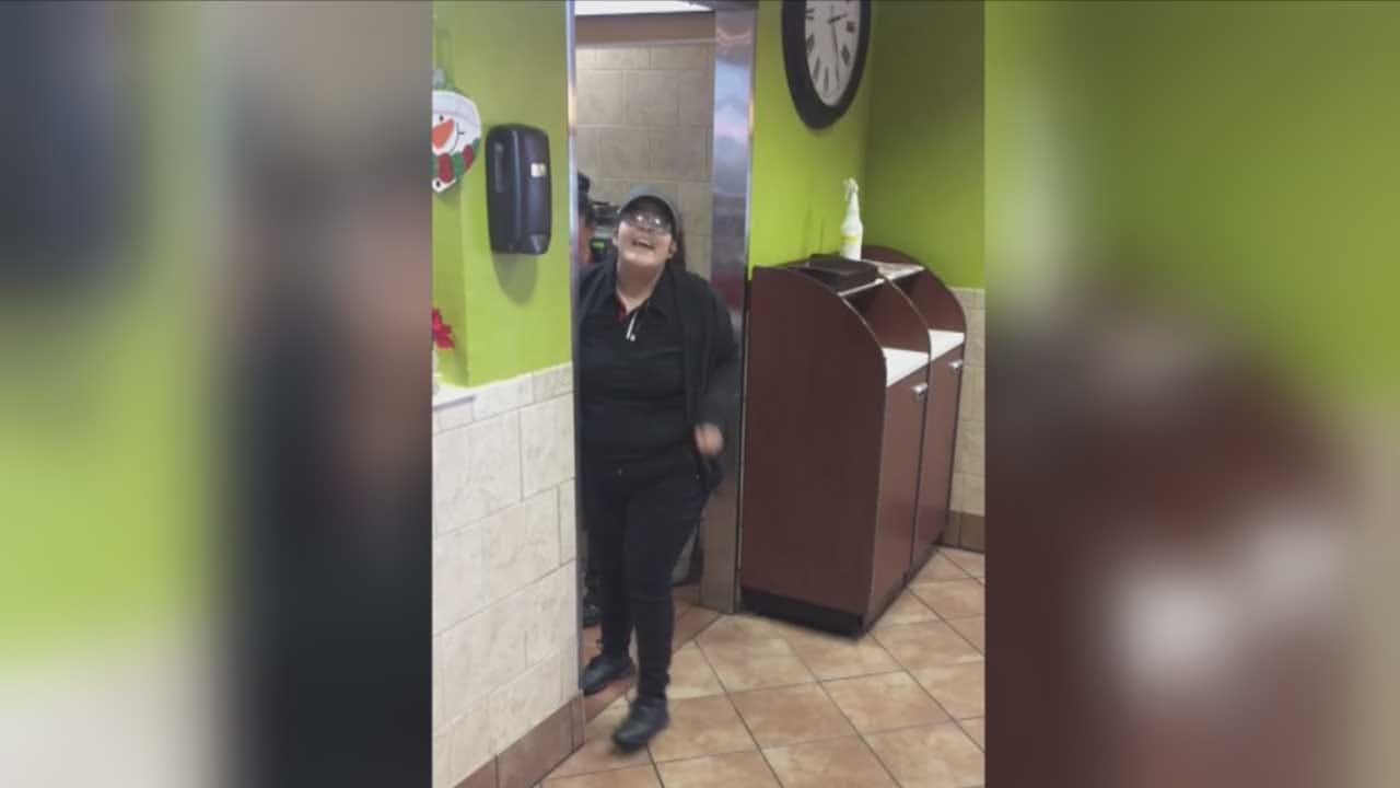 Yukon Dad Says McDonald's Worker Threatened Him
