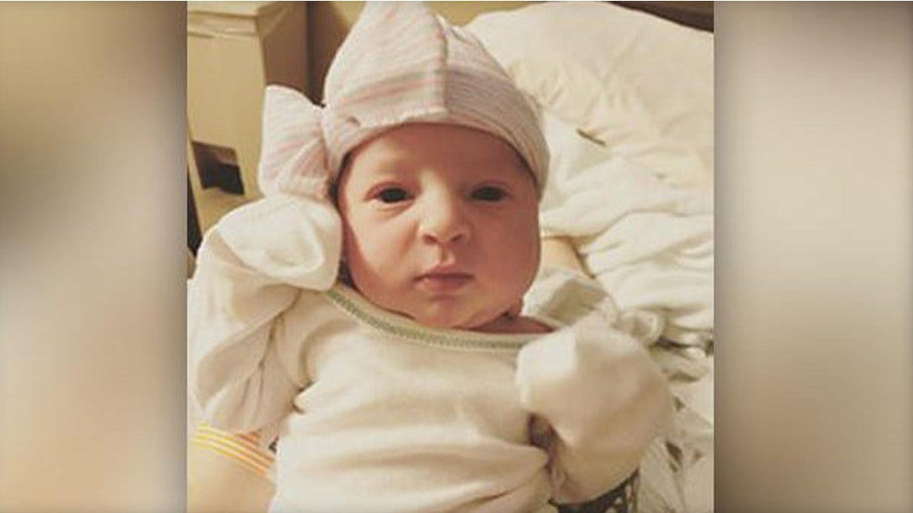 Baby Born From Record-Breaking 24-Year-Old Frozen Embryo