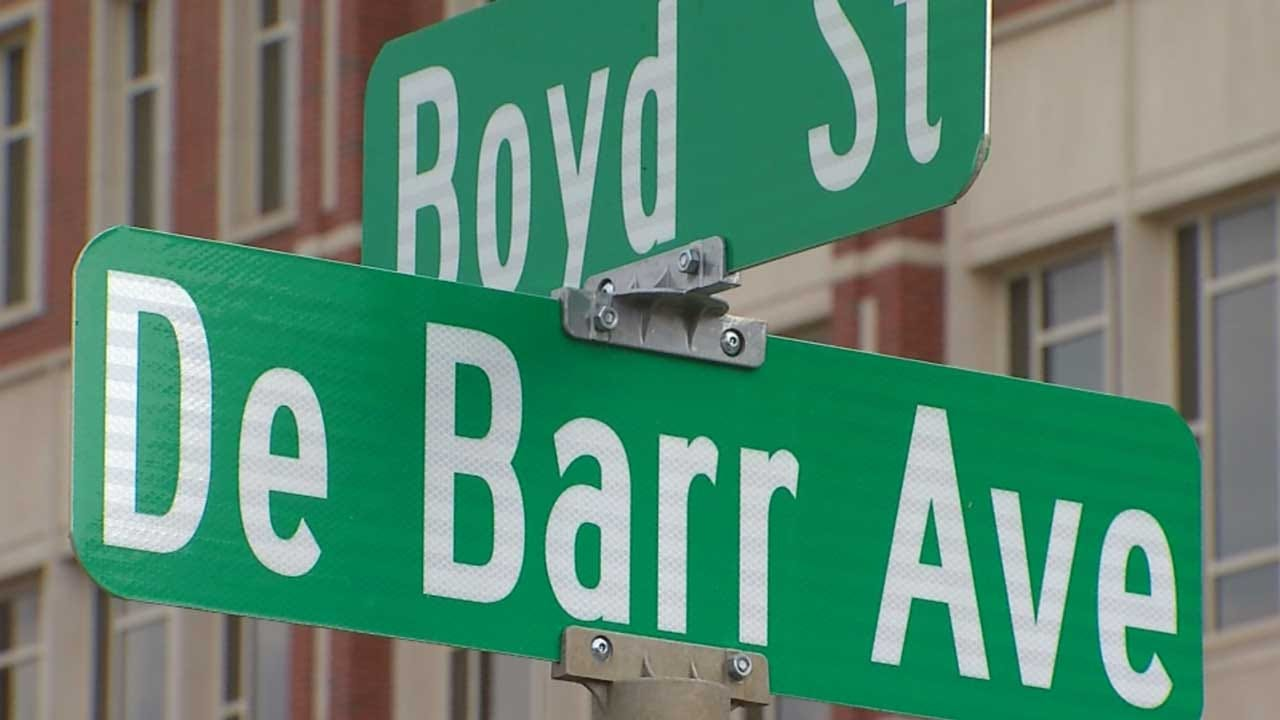 Controversial Street In Norman Renamed