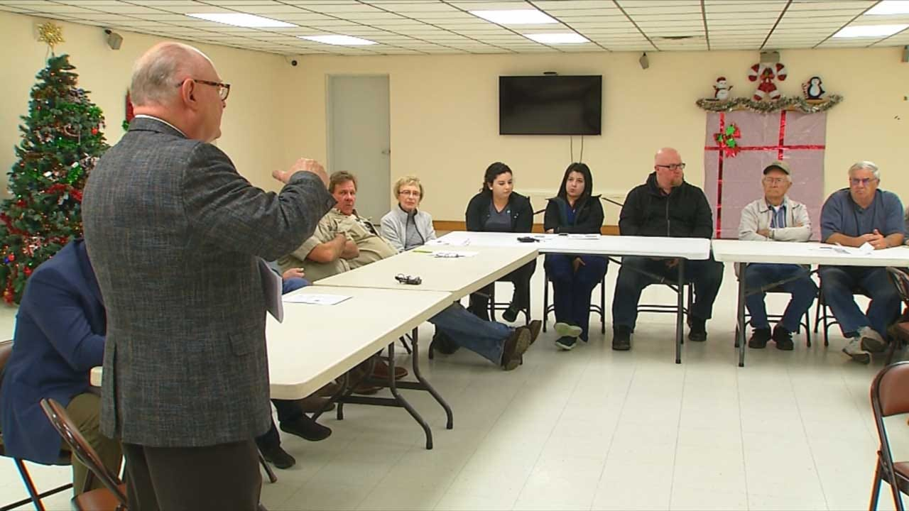 Dover Holds Town Hall On Hydrogen Sulfide Leaks