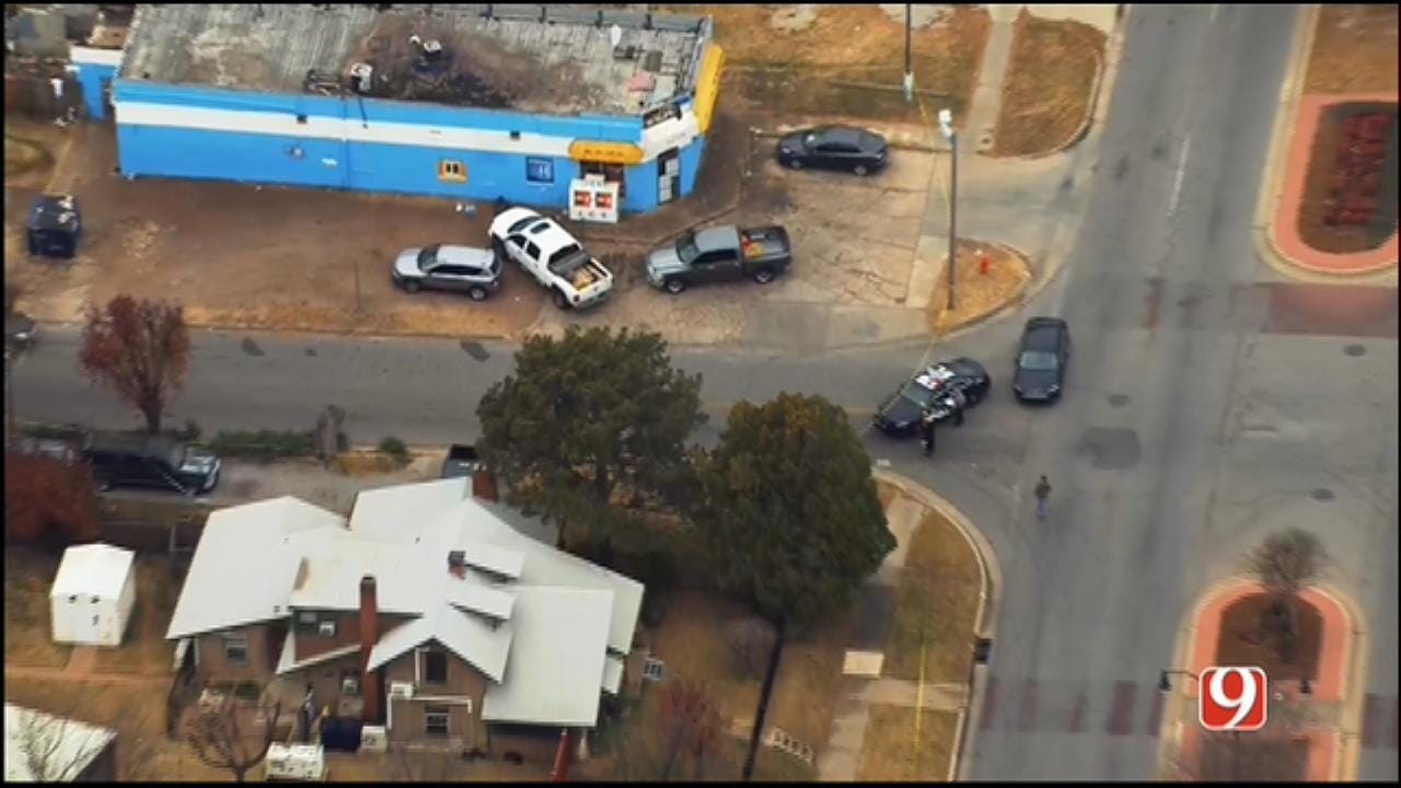 Police Investigating Deadly Shooting In NW OKC Neighborhood