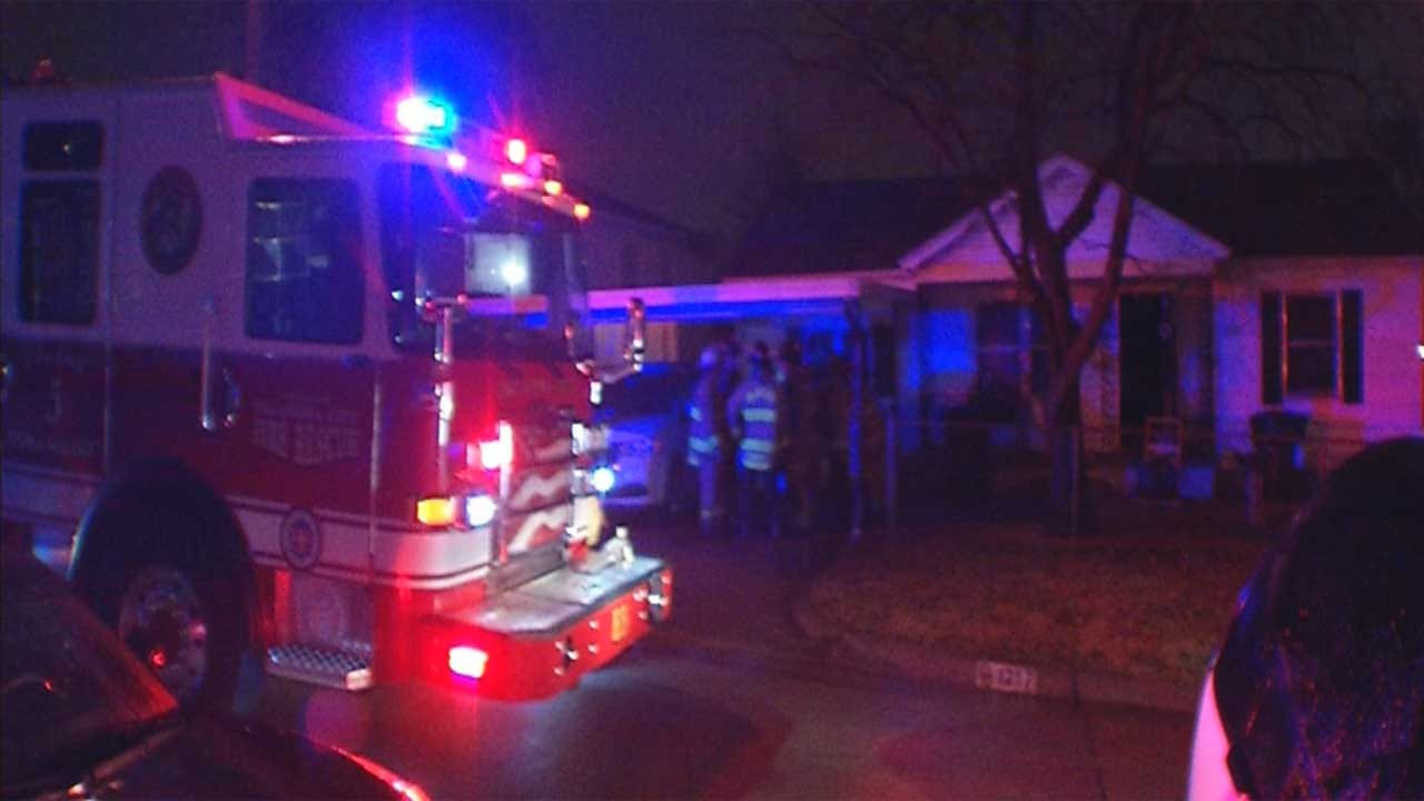 Elderly Couple Perishes In SE OKC House Fire